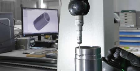 Contamos con equipamiento de metrología para medir la precisión de nuestro trabajo