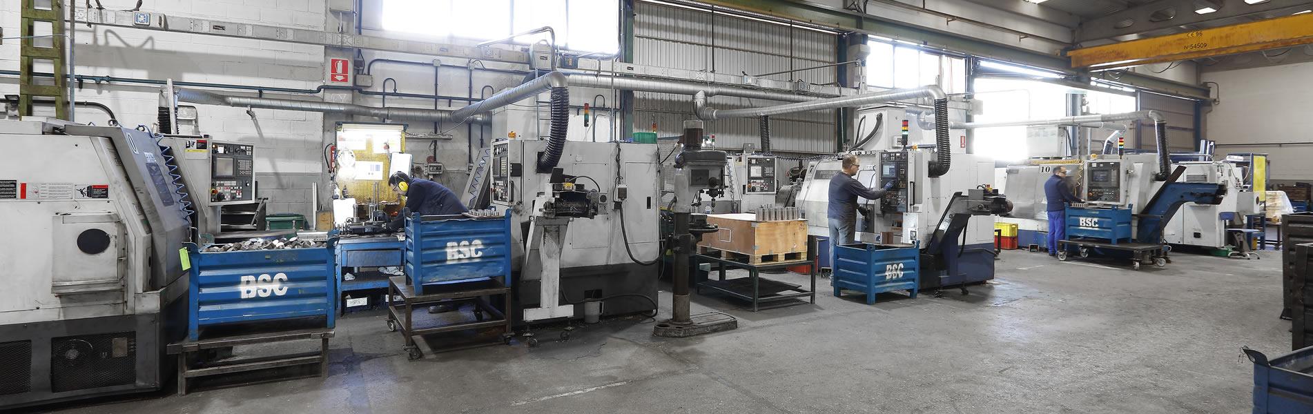 35 años de experiencia nos avalan en la fabricación de piezas bajo plano