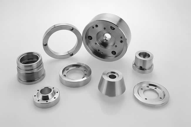 Mecanizado de piezas para automoción
