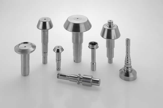 Servicio integral de mecanizado de piezas y tratamientos superficiales